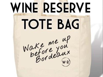 Wine Tote (Bag)